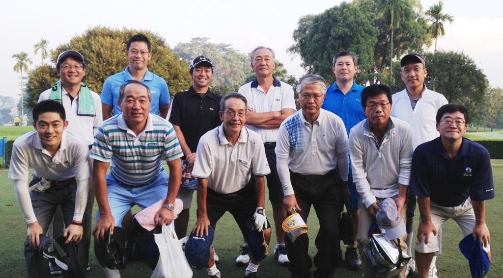第100回東京外語会ゴルフコンペ