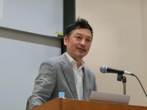 9条の会2016年6月島田雅彦氏