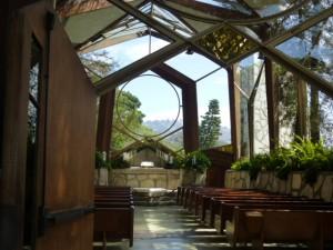 ガラスの教会